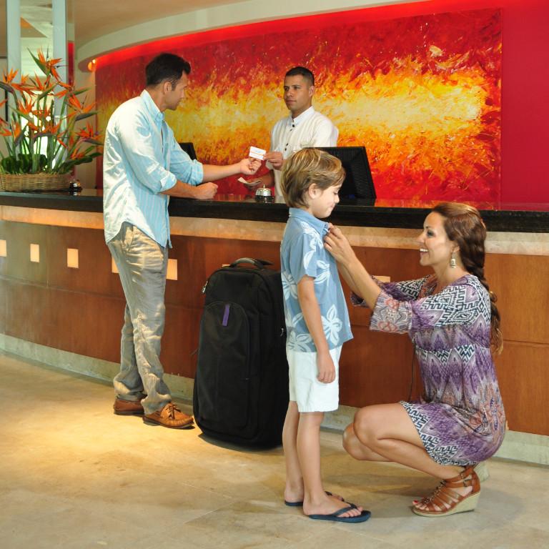 Share Cancun - Hoteles - Ocean Spa Hotel | Lobby