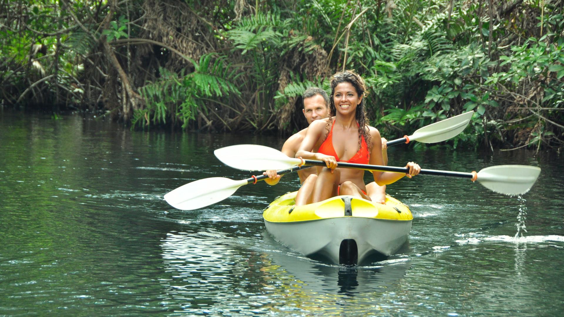Share Cancun - Hoteles - Hacienda Tres Ríos Resort, Spa & Nature Park | Kayak