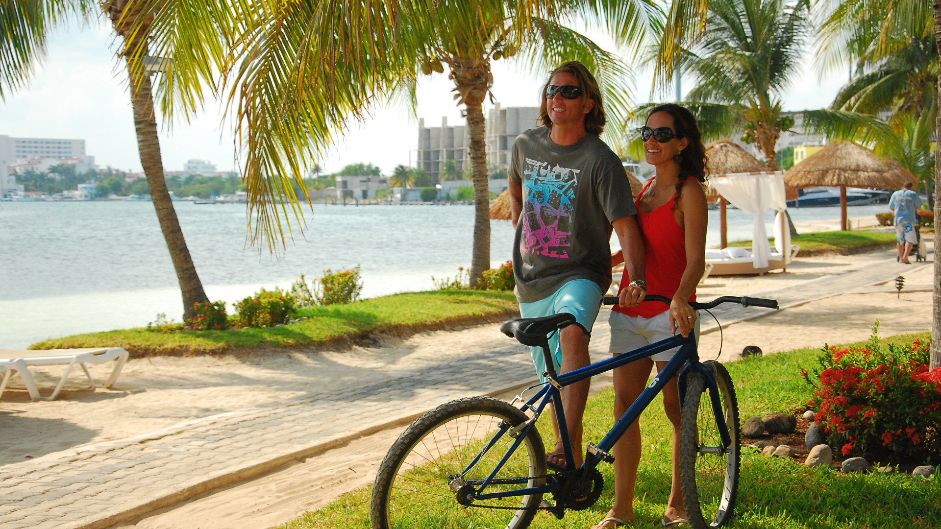 Share Cancun - Hoteles - Sunset Marina Resort & Yacht Club   Pareja