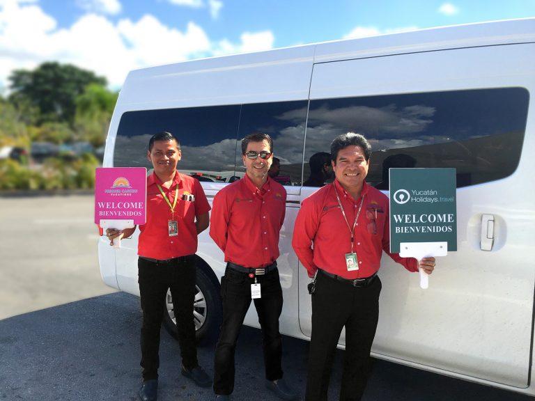Share Cancun - Servicios - Transportacion | Equipo de transportación