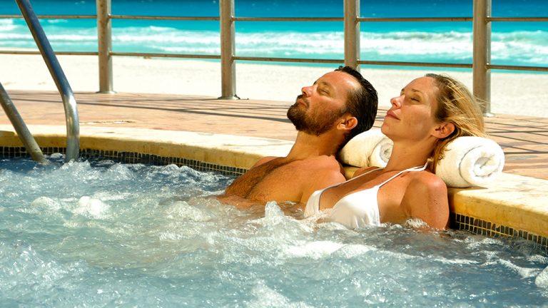 Share Cancun - Servicios - Spa | Jacuzzi