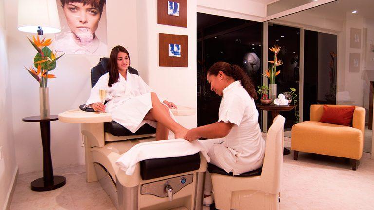 Share Cancun - Servicios - Spa | Masajes Pies