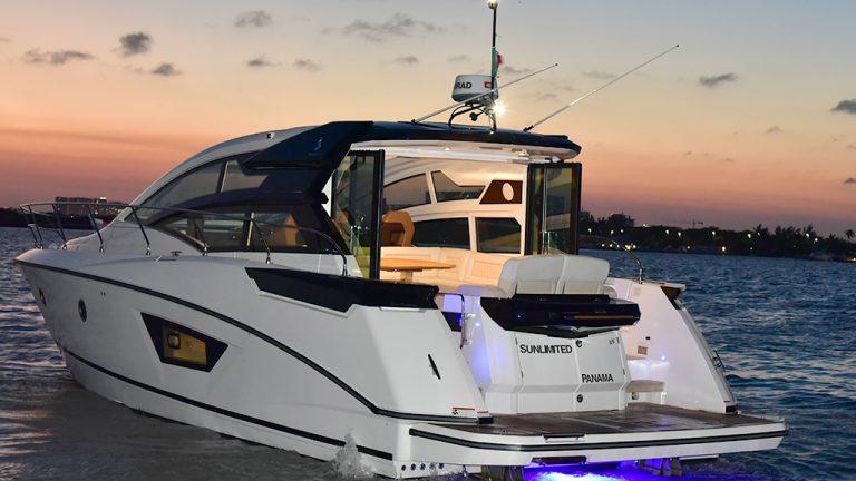 Share Cancun - Servicios - Sunset Admiral   Yate