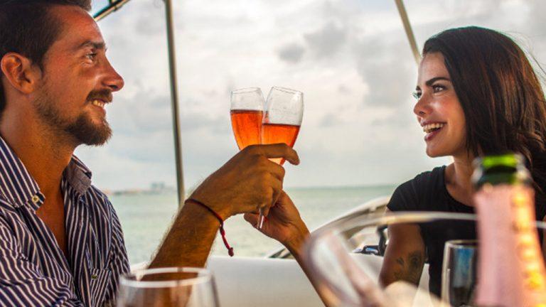 Share Cancun - Servicios - Sunset Admiral   Copas