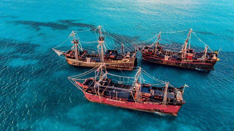 Share Cancun - Servicios - Sunrise Travel | Capitan Hook