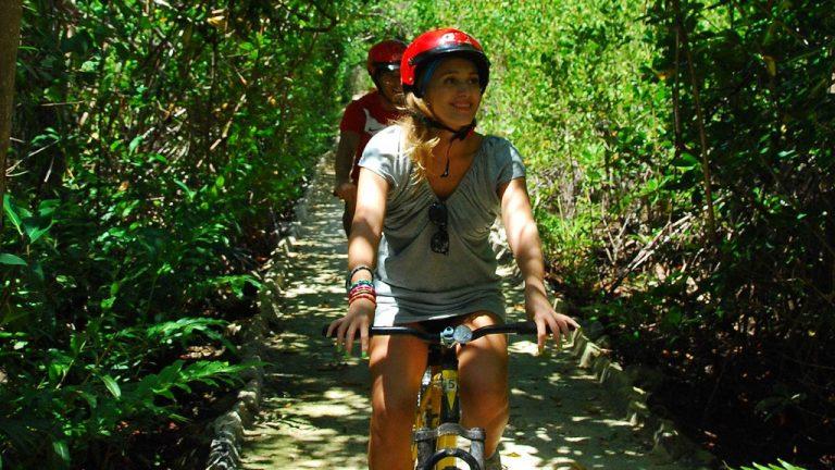 Share Cancun - Hoteles - Hacienda Tres Rios Resort, Spa & Nature Park | Bicilcetas