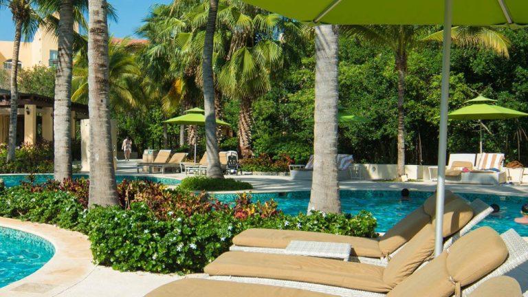 Share Cancun - Hoteles - Hacienda Tres Rios Resort, Spa & Nature Park | Camastros