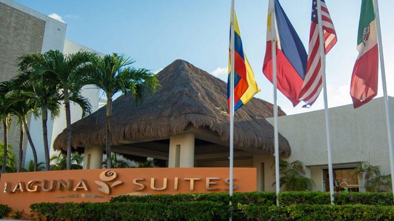 Share Cancun - Hoteles - Laguna Suites | Vista Exterior