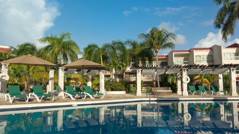 Share Cancun - Hoteles - Ocean Spa Hotel | Alberca