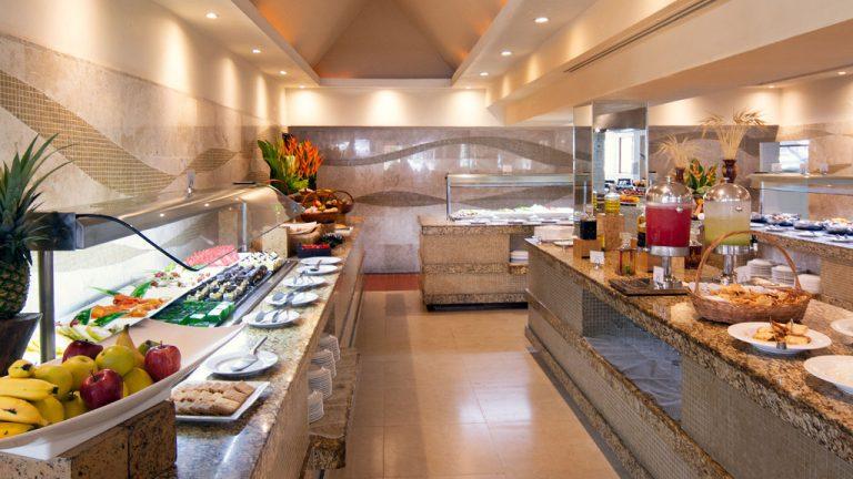 Share Cancun - Hoteles - Ocean Spa Hotel | Cocina