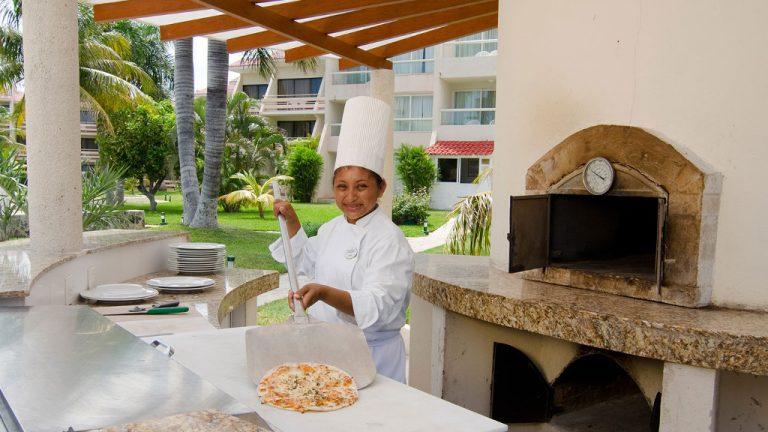 Share Cancun - Hoteles - Ocean Spa Hotel | Cocinera Horno