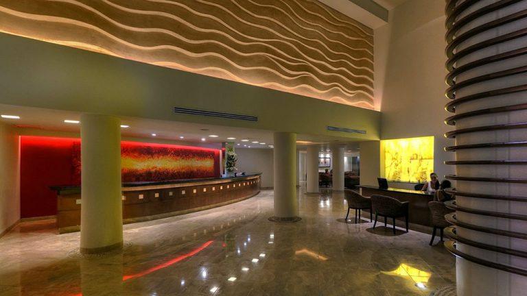 Share Cancun - Hoteles - Ocean Spa Hotel | Lobby Hotel