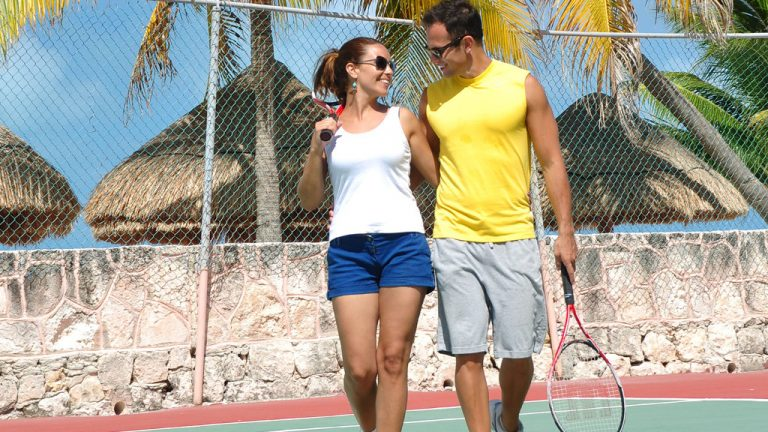 Share Cancun - Hoteles - Ocean Spa Hotel | Cancha Tenis