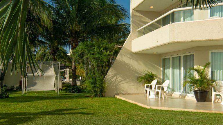 Share Cancun - Hoteles - Ocean Spa Hotel | Vista Del Patio