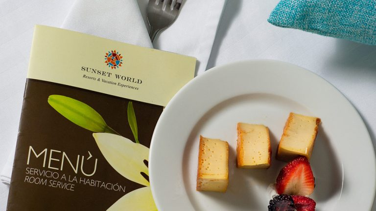 Share Cancun - Hoteles - Sunset Marina Resort & Yacht Club   Desayuno Menu