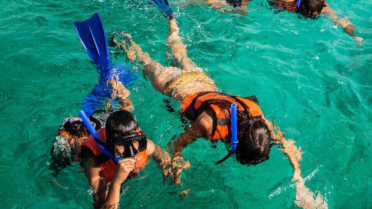 Share Cancun - Hoteles - Sunset Marina Resort & Yacht Club   Snorkel Mar