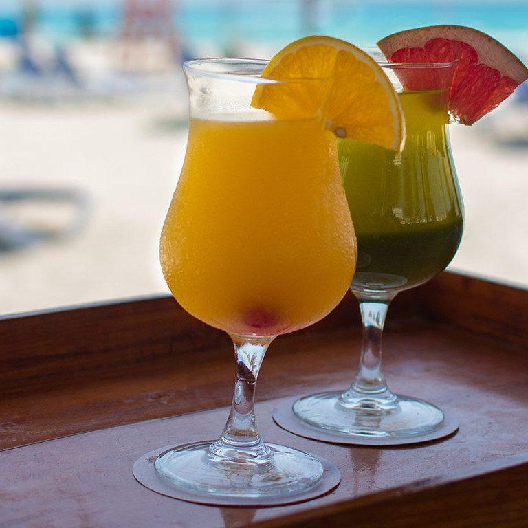 Share Cancun - Hoteles - Sunset Royal Beach Resort | Bebidas