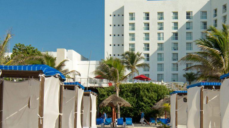 Share Cancun - Hoteles - Sunset Royal Beach Resort | Vista Exterior