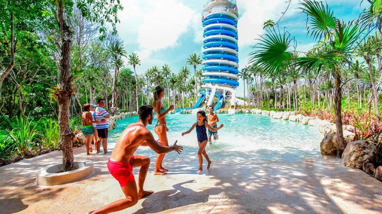 Share Cancun - Servicios - Sunrise Travel | Xelha Tobogan